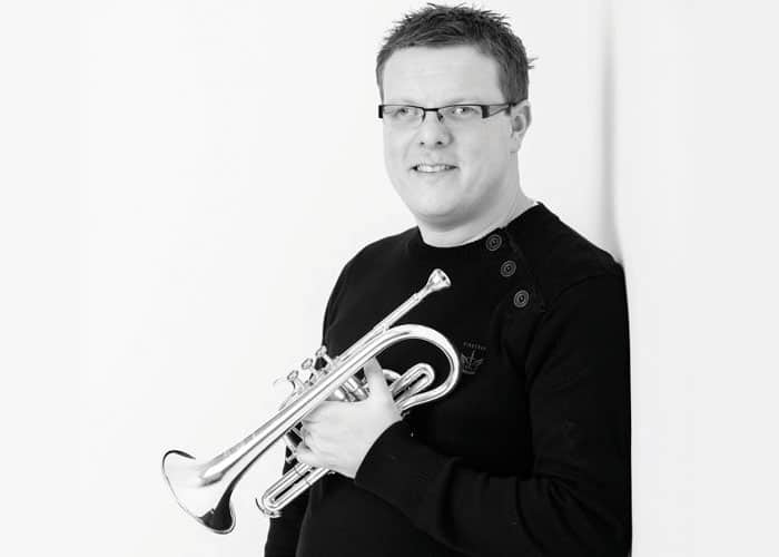 Richard Marshall, cornet
