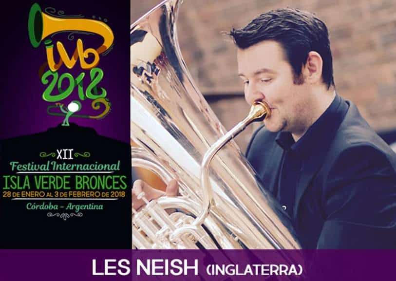 Les Neish - festival